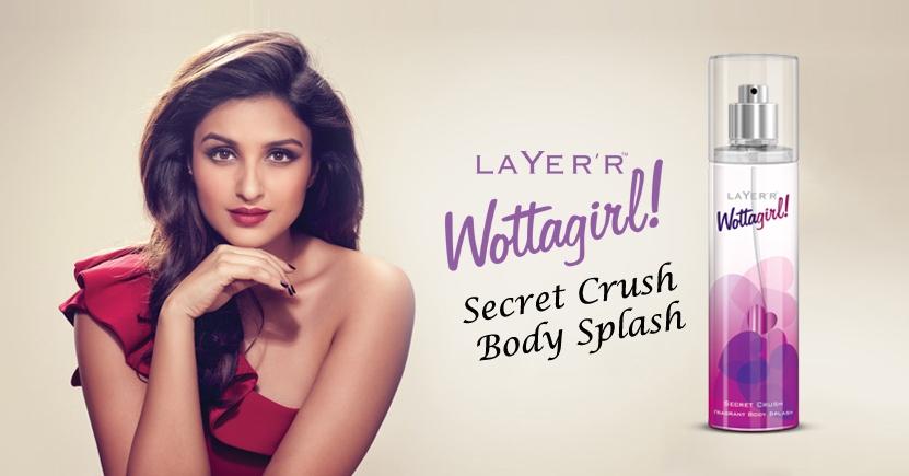 Layer'r Wottagirl Secret Crush Body Splash