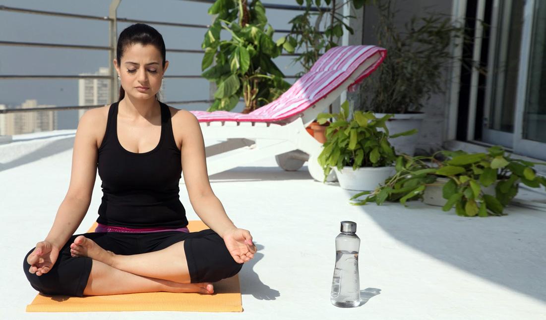 Amisha Patel Yoga