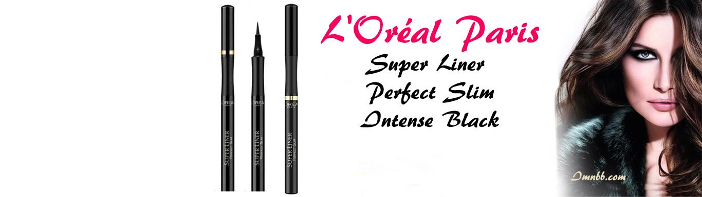 L'Oréal Paris Super Liner Perfect Slim – Intense Black Review