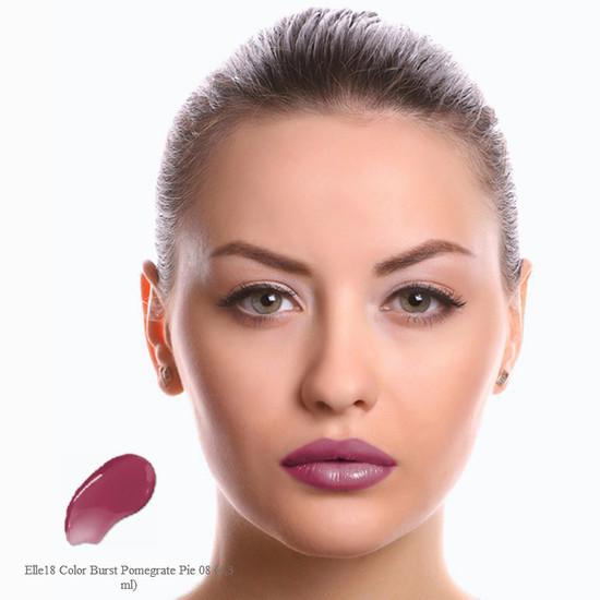 Elle 18 Color Pops Lipstick Pomegranate Pie