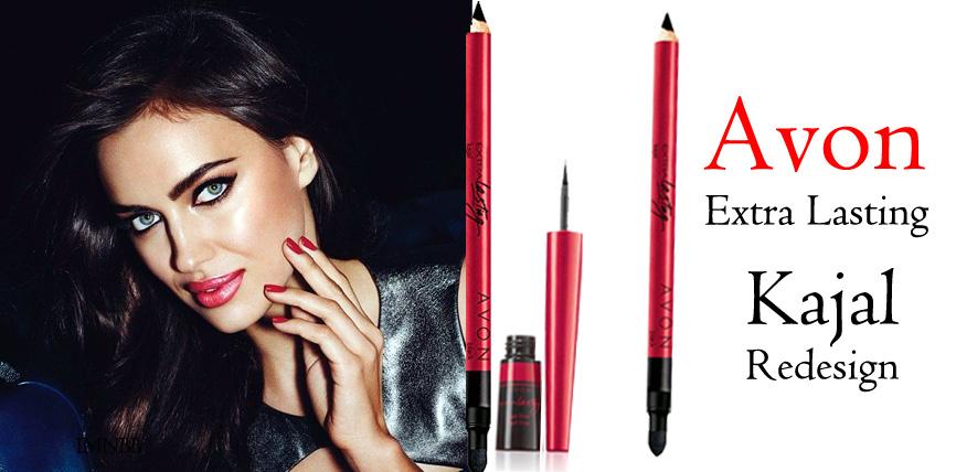 Avon Extra Lasting Kajal Redesign