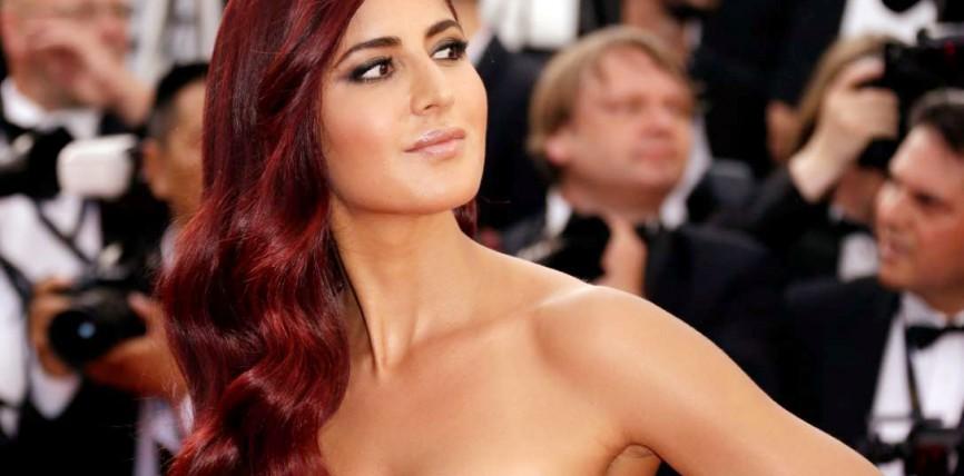 Katrina Kaif's Day 1 – Look At The Cannes Film Festival 2015