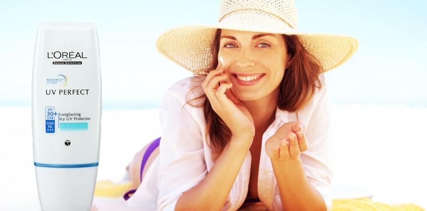 L'Oreal Paris Dermo Expertise UV Perfect Moisture Fresh Sunscreen SPF 30