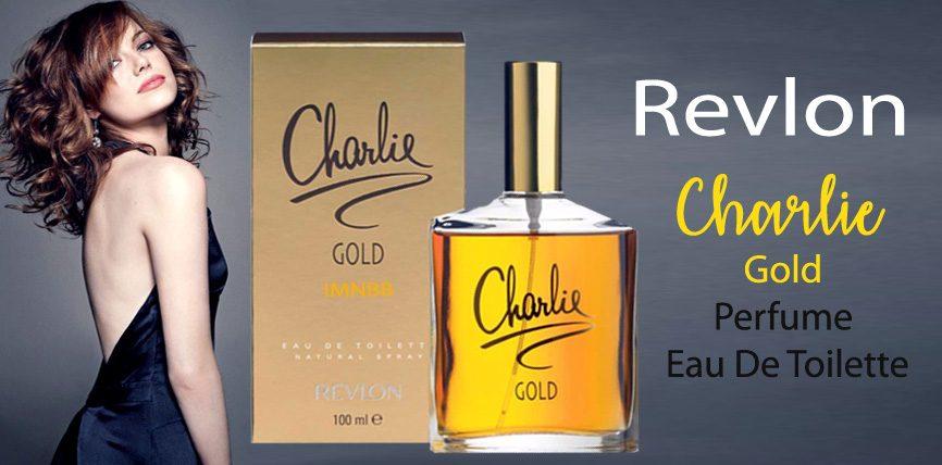 Revlon Charlie Gold Perfume Eau De Toilette Review