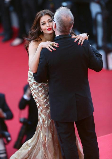 Cannes Film Festival 2014: Aishwarya Rai Bachchan At Deux