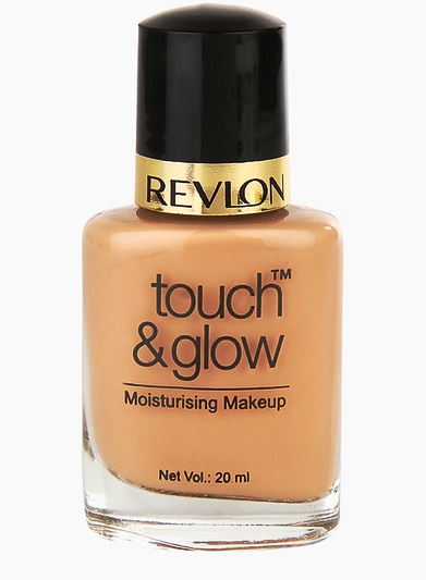 Revlon Touch And Glow Natural Mist Foundation