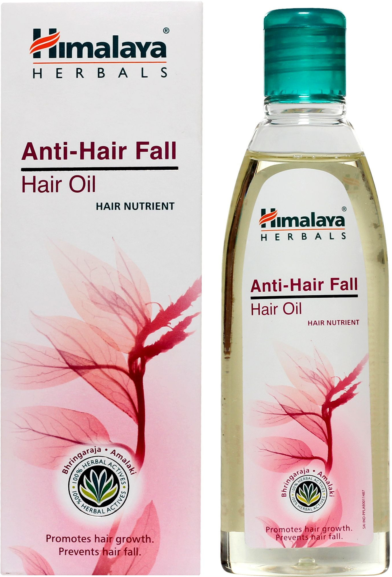 Himalaya Anti-Hairfall Hair Oil Review