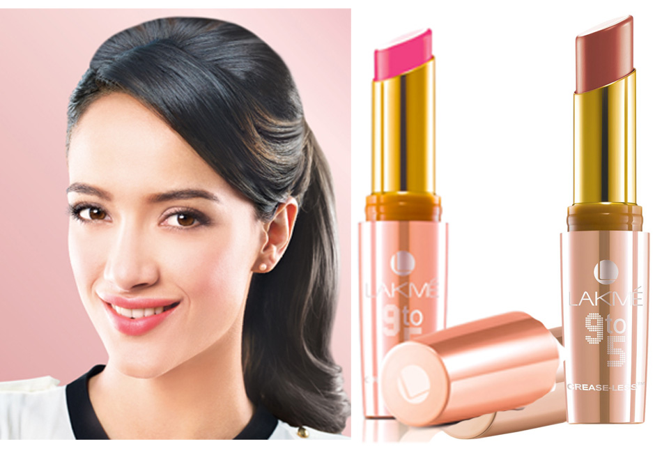 Lakme 9 to 5 Crease-less Lipsticks