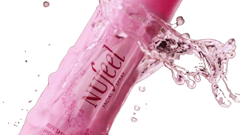 Nufeel Refreshing Hydrating Cleansing Facial Spray