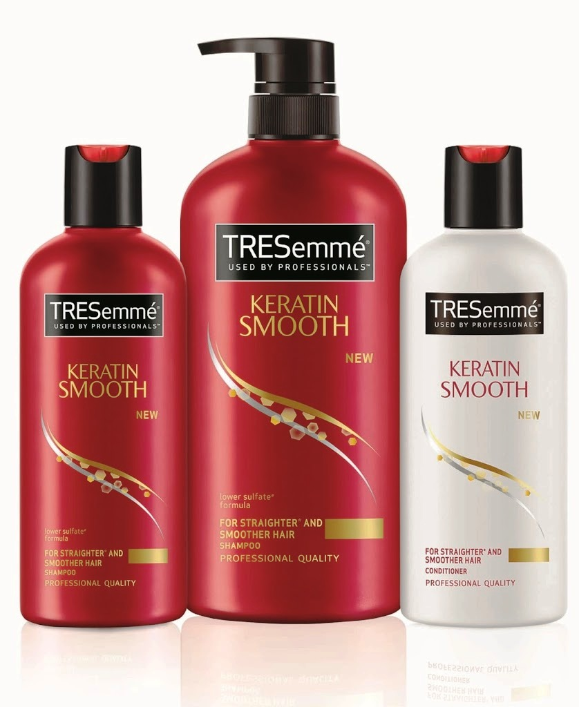TRESemme Keratin Smooth Shampoo And Conditioner