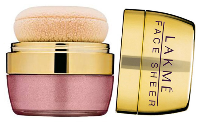 Lakme Face Sheer Highlighter – Desert Rose