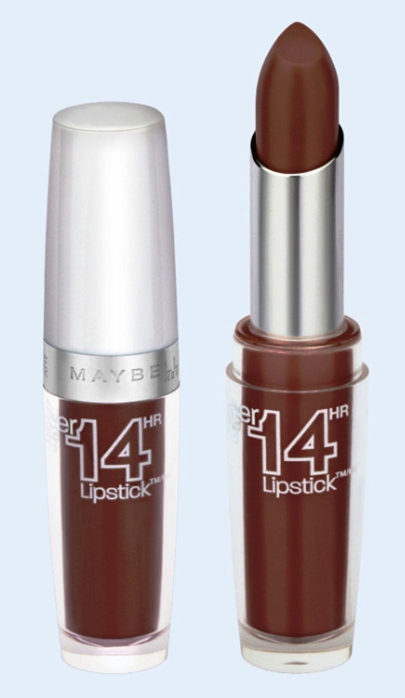 Maybelline Superstay 14 hr lipstick Endless Raisin Review