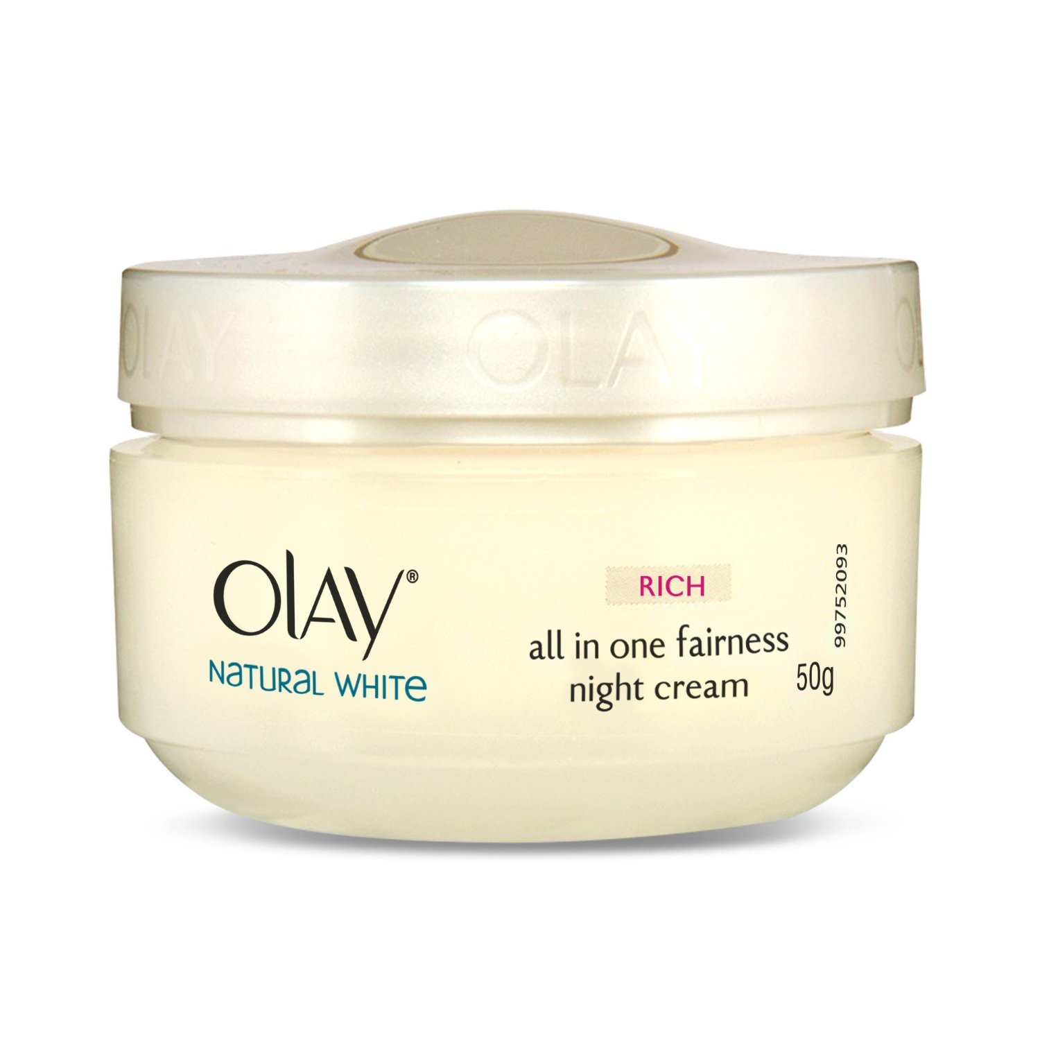 Olay Natural White All-in-One Fairness Night Cream Review