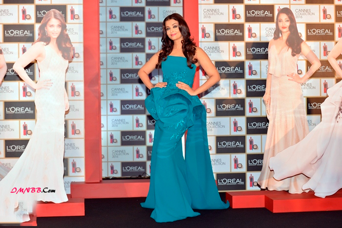Aishwarya Rai Bachchan at L'Oreal Paris Cannes Film Festival 2016