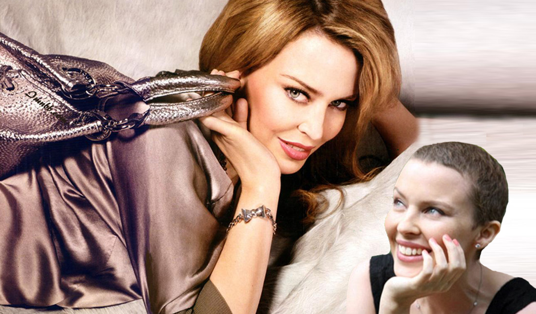 Kylie Minogue in Cancer