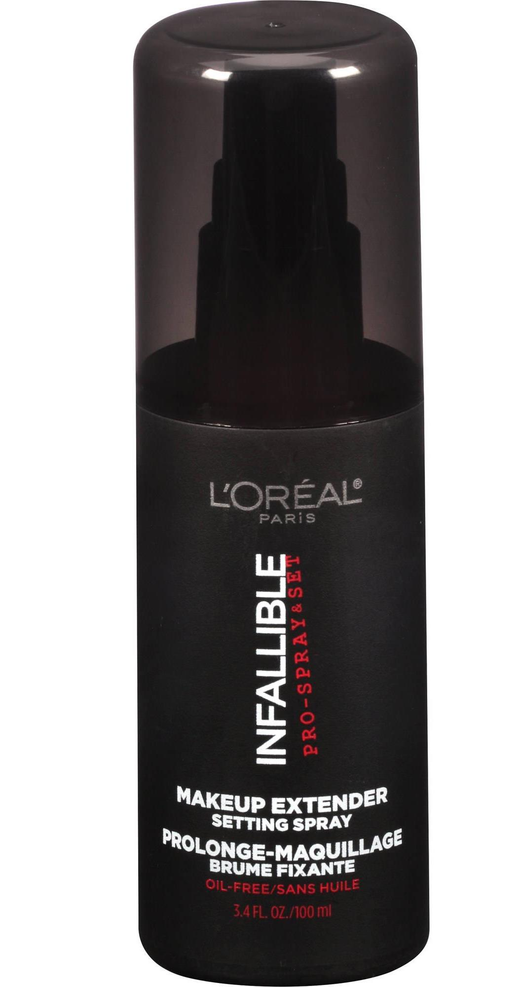 L'Oreal Paris' Infallible Pro-Spray