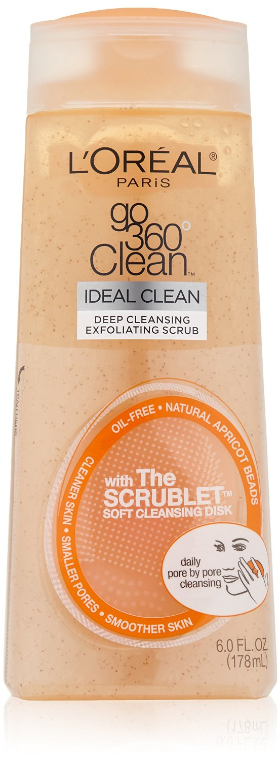 L'Oreal Paris Go 360 Clean Deep Exfoliating Scrub