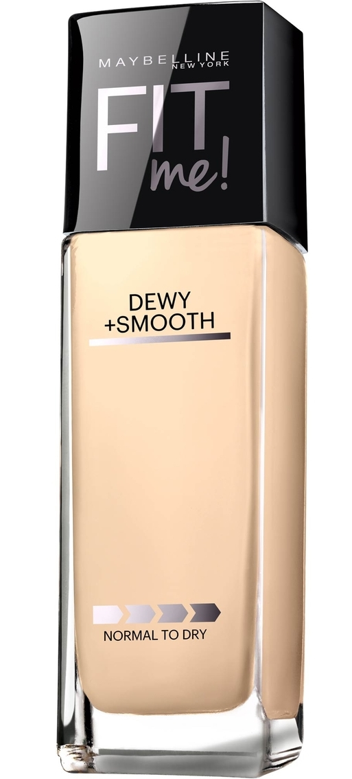 Maybelline's Fit Me! Dewy + Smooth Foundation