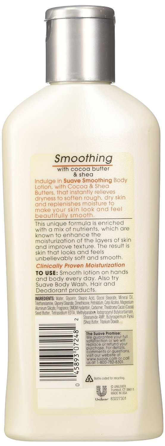 Suave Skin Solutions Smoothing Moisturizer Review