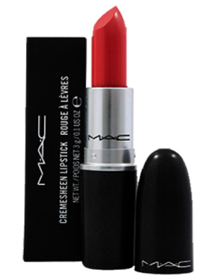 "MAC Lipstick in ""The Fashion Flock"""