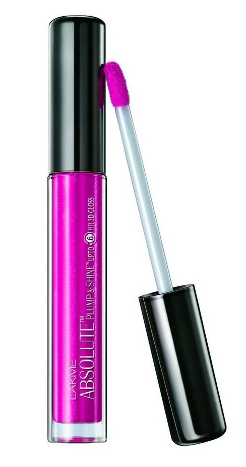 Lakme Absolute Plump And Shine 6 Hour 3D Gloss Candy Shine