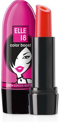 Elle 18 Color Boost Superlicious Red