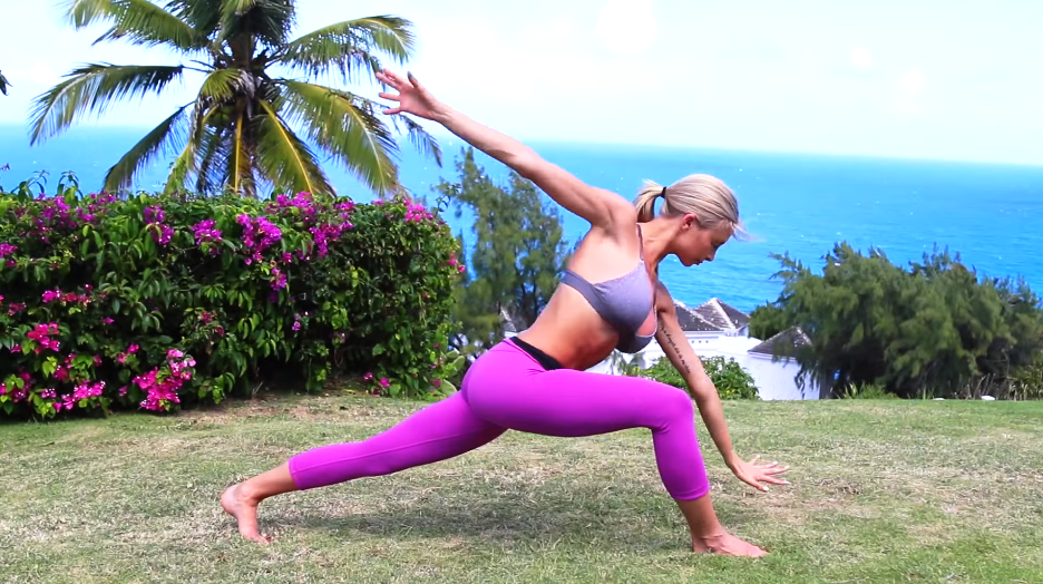 Energizing Yoga Flow - Complete Full Body Yoga