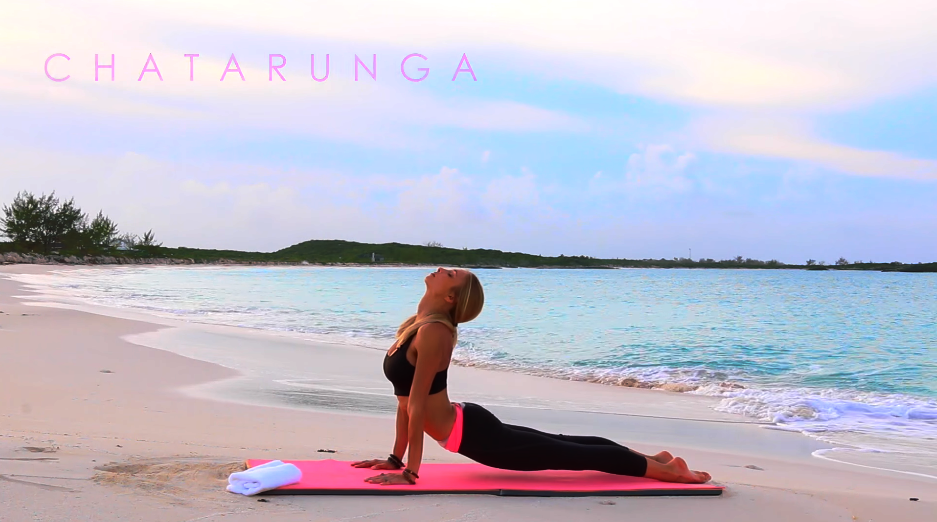 Stress Relief Yoga - A Relaxed And Calming Flow To Clear Your Mind
