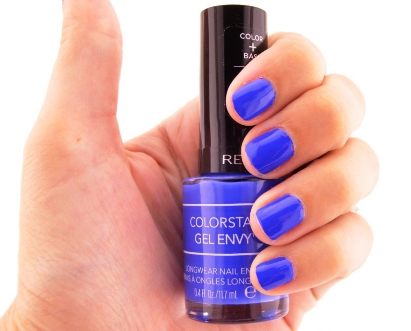 Revlon Colorstay Gel Envy Long Wear Nail Enamel - Wild Card