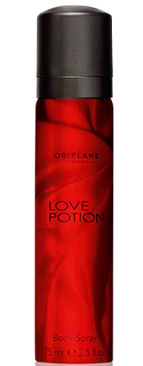Oriflame Sweden Love Potion Body Spray For Women