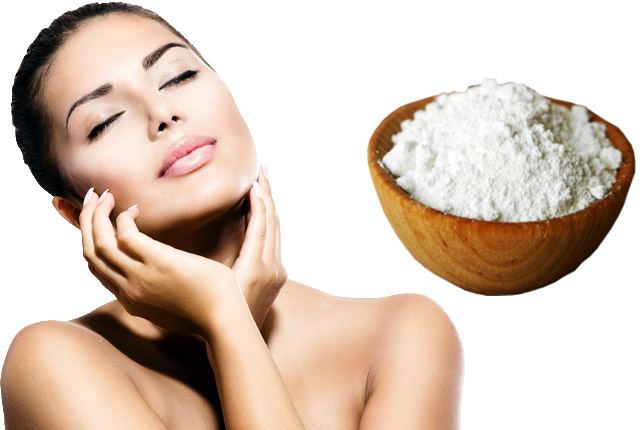 6 Ways To Deal With Clogged Face Skin Pores: Baking Soda For Skin Pores