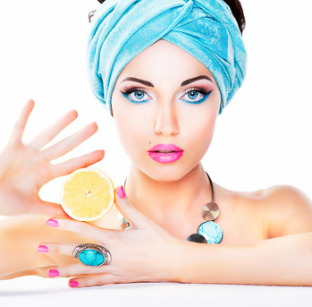 6 Ways To Deal With Clogged Face Skin Pores: Lemon For Face And Skin