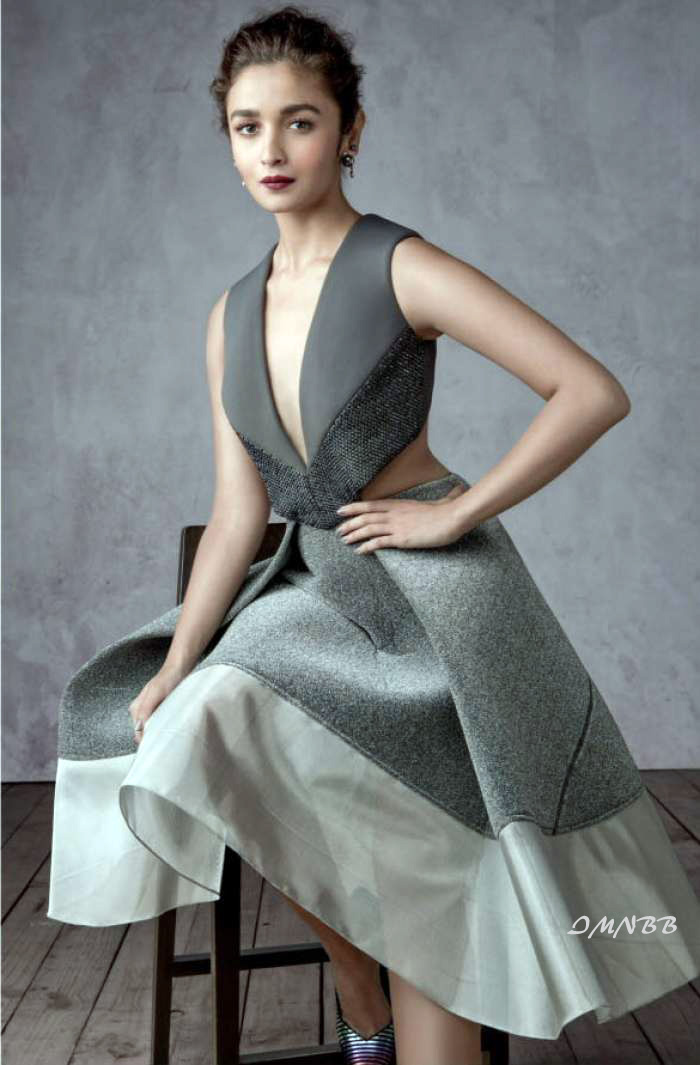 Alia Bhatt PhotoShoot Femina Magazine December 2016