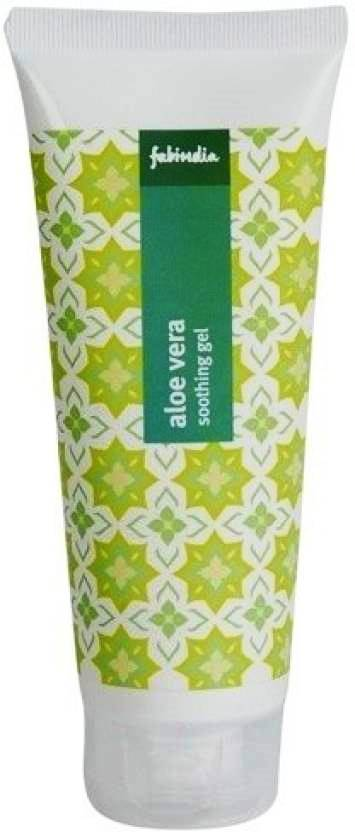 Fabindia Aloe Vera Soothing Gel Review