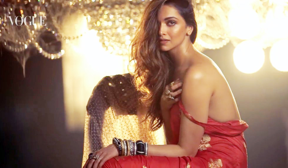 Deepika Padukone Vogue 2016: Deepika Padukone Vogue India Photoshoot November 2016