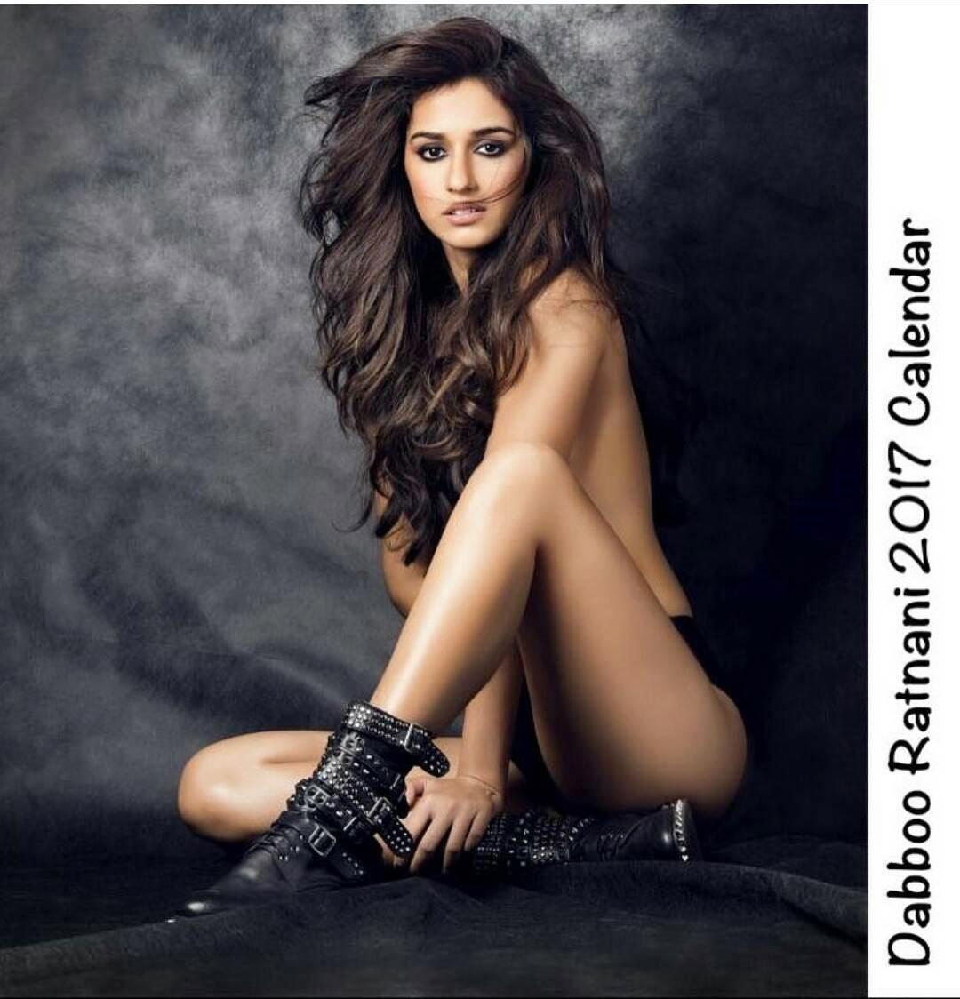 Disha Patani Photoshoot For Dabboo Ratnani Calendar 2017