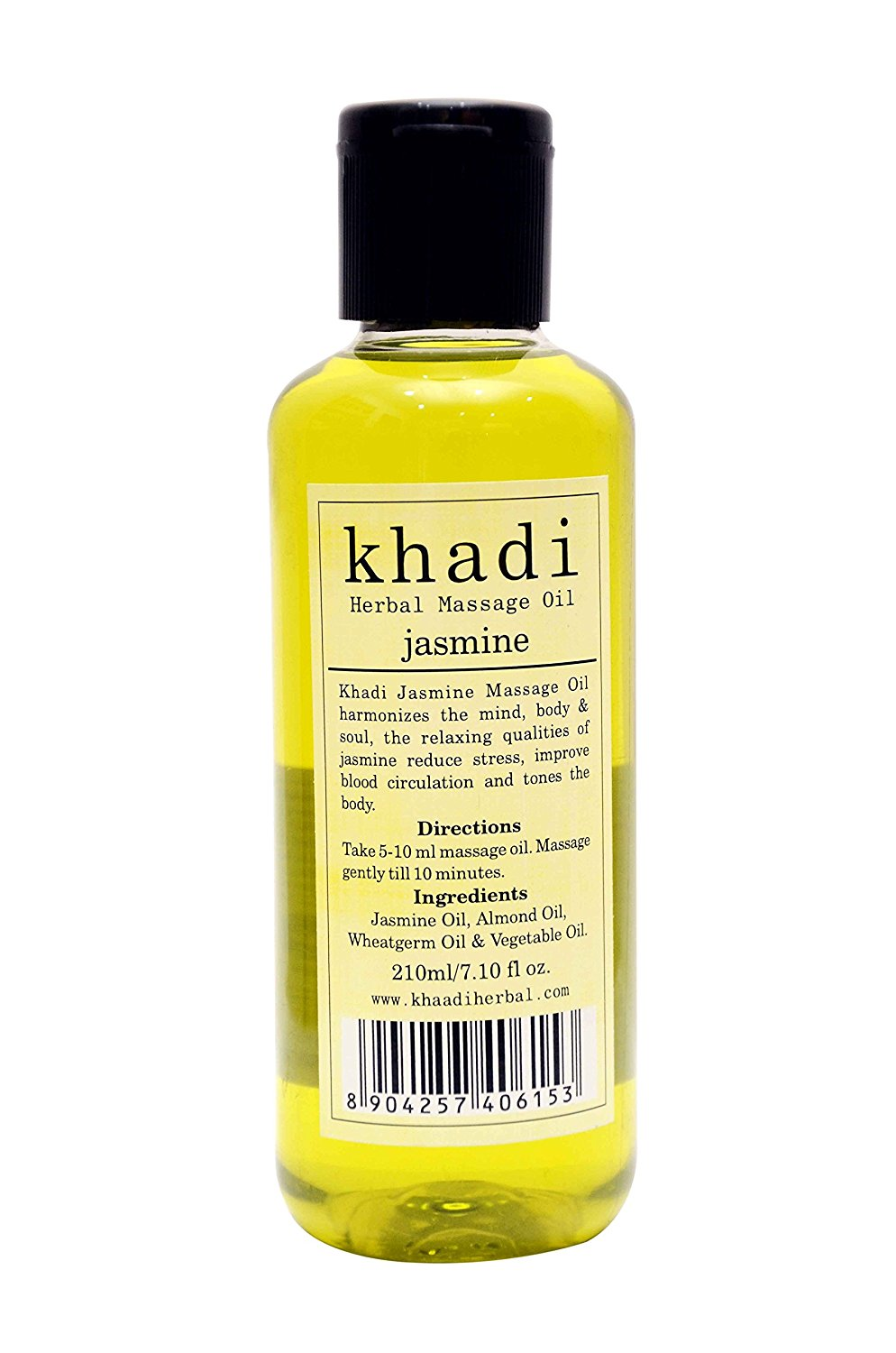 Khadi Herbal Jasmine Massage Oil