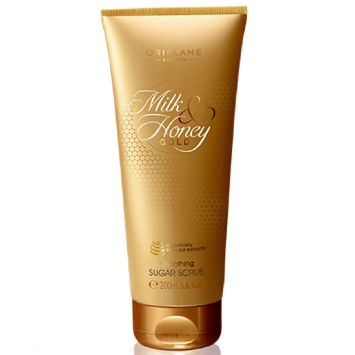Oriflame Sweden Milk And Honey Gold Smoothing Sugar Scrub