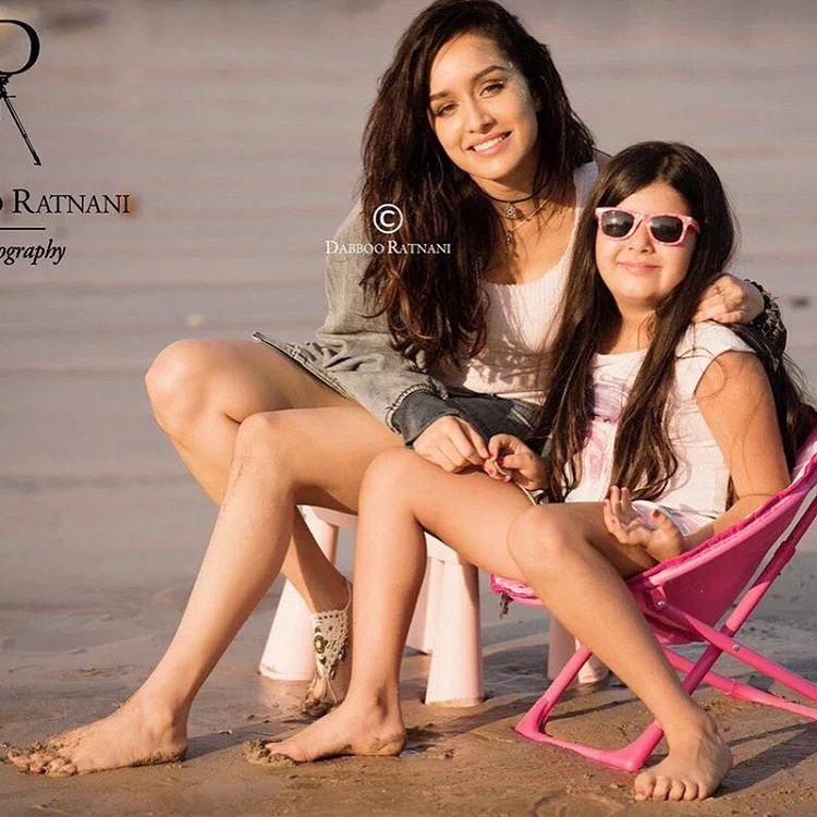 Shraddha Kapoor Photoshoot For Dabboo Ratnani Calendar 2017