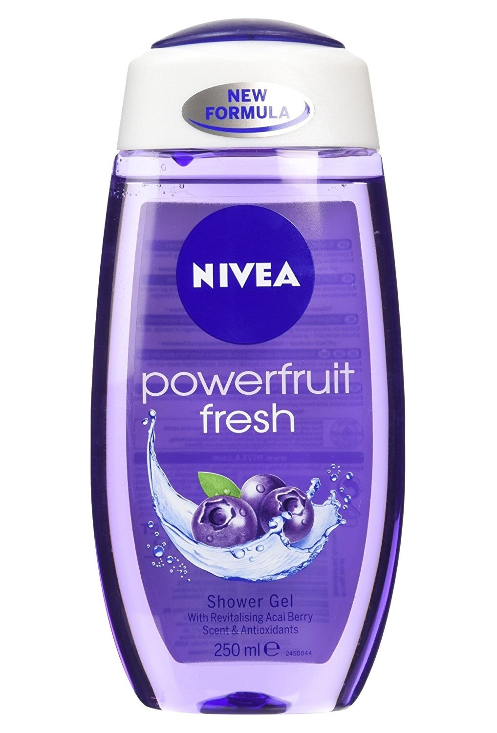 Nivea Powerfruit Fresh Shower Gel Review