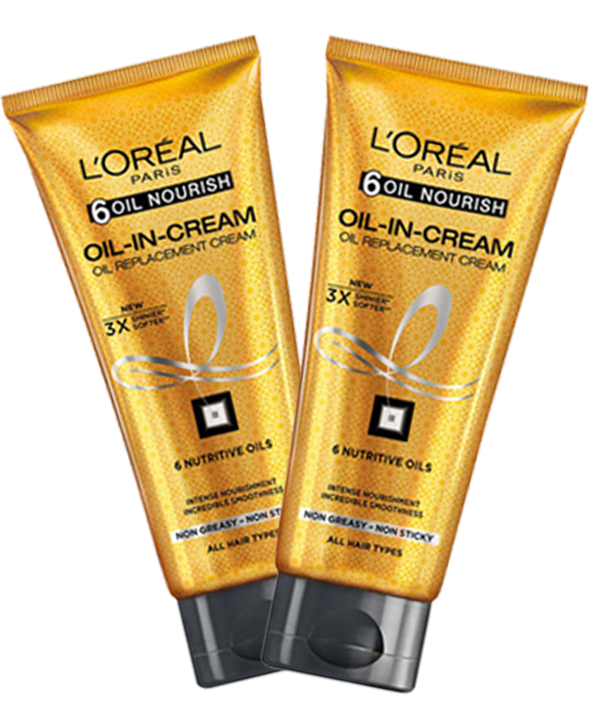 L'Oreal Paris Hair Expertise Oil Replacement Cream
