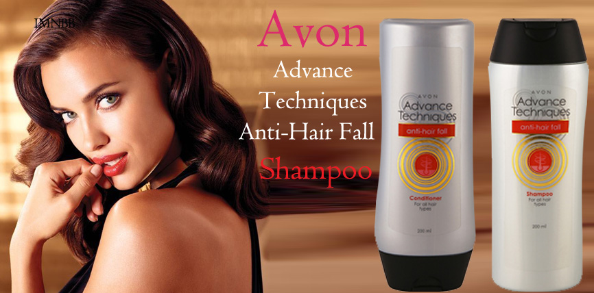 Avon Advance Techniques Anti-Hair Fall Shampoo