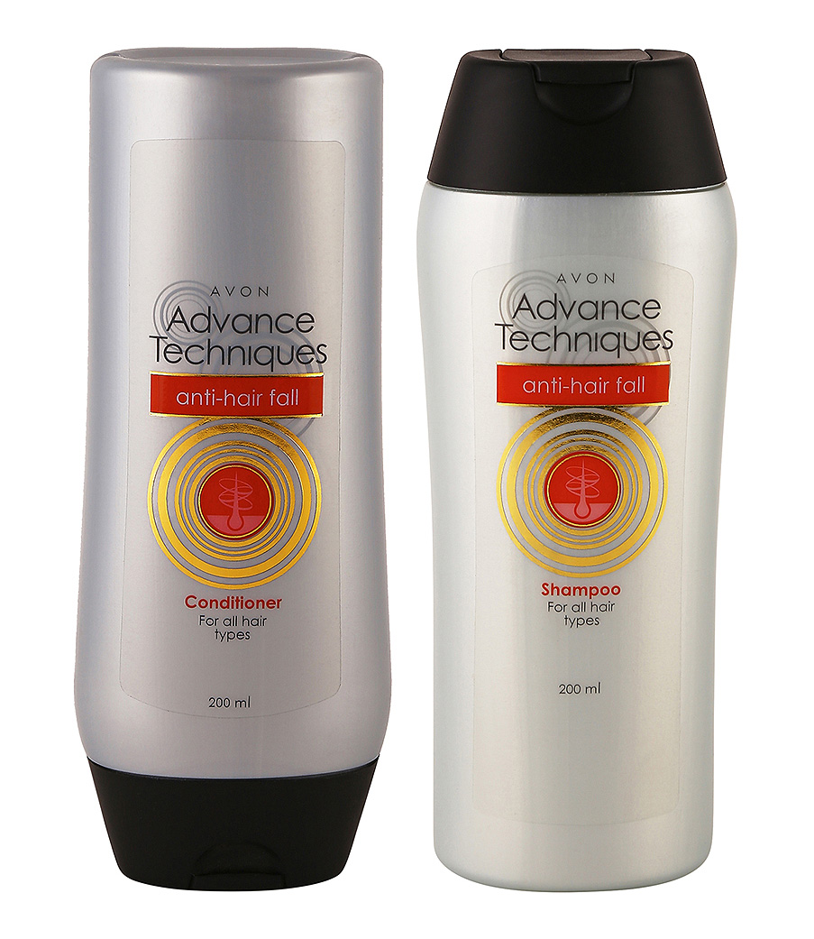 Avon Advance Techniques Anti-Hair Fall Shampoo
