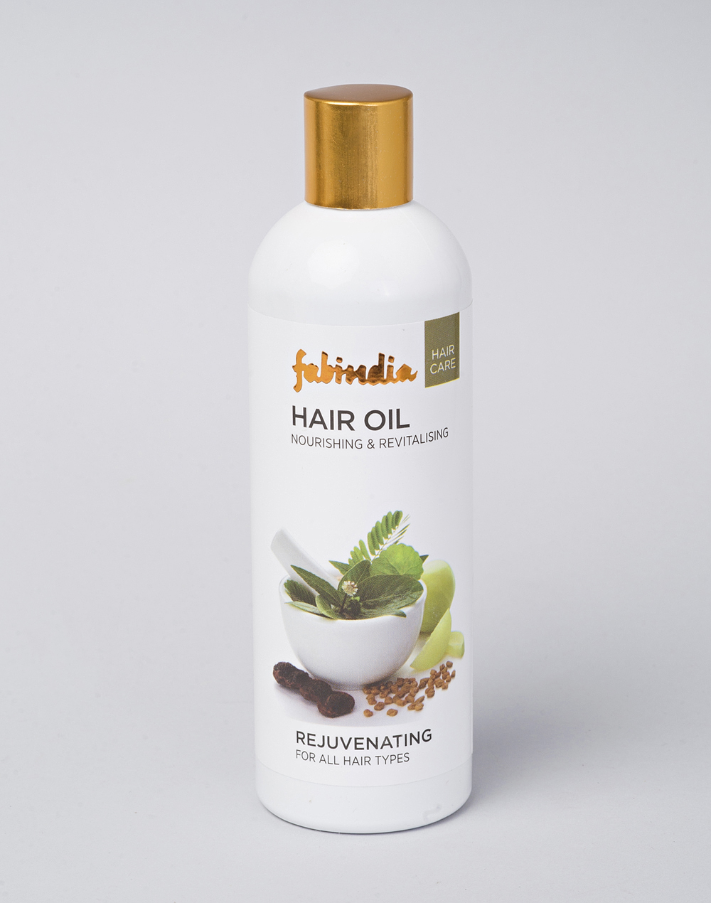 Fabindia Herbal Rejuvenating Hair Oil