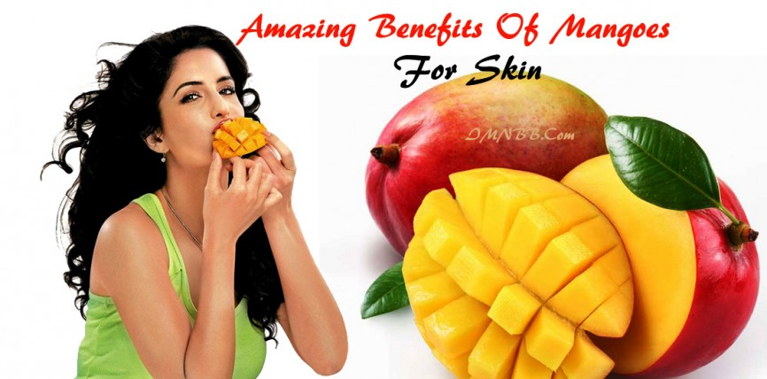 Amazing Benefits Of Mangoes For Skin