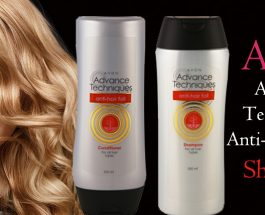 Avon Advance Techniques Anti-Hair Fall Shampoo Review