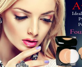 Avon Ideal Flawless Pressed Powder Review