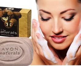 Avon Naturals Exfoliating Bar Soap Review