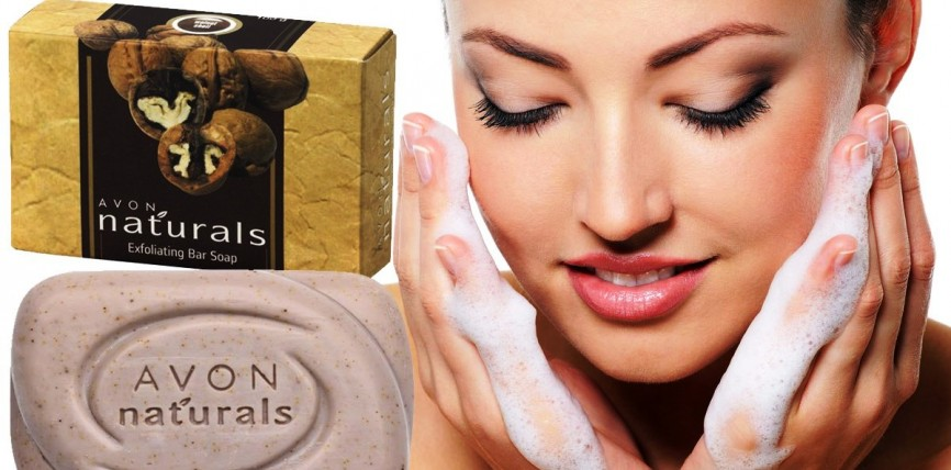 Avon Naturals Exfoliating Bar Soap Review