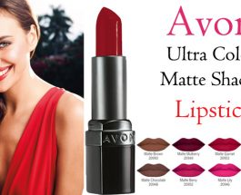 Avon Ultra Color Matte Shades Lipstick Review